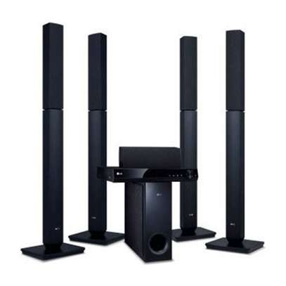 LG 657 home theater image 1