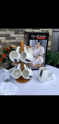 A set of 6 cup set image 1