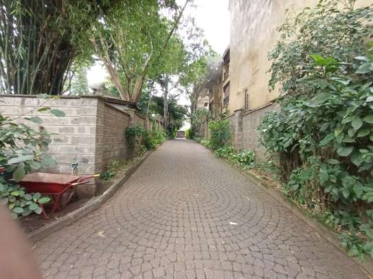 Furnished 1 bedroom house for rent in Rhapta Road image 15