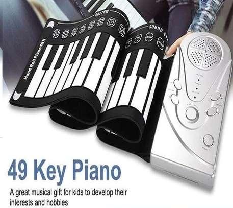 Flexible Foldable Piano