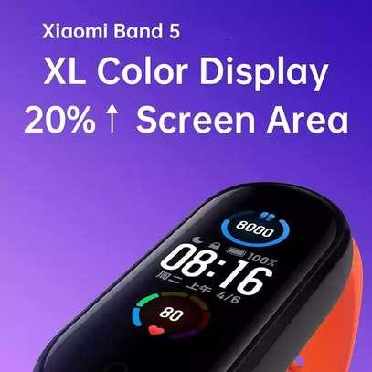 XIAOMI Mi Band 5 Smart Fitness Watch image 3