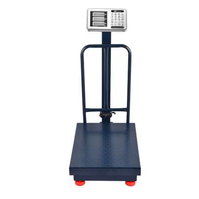 Digital Platform scale 300kg electronic weigh scale image 1