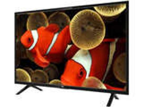 TCL 32 inch smart Android  framed image 1