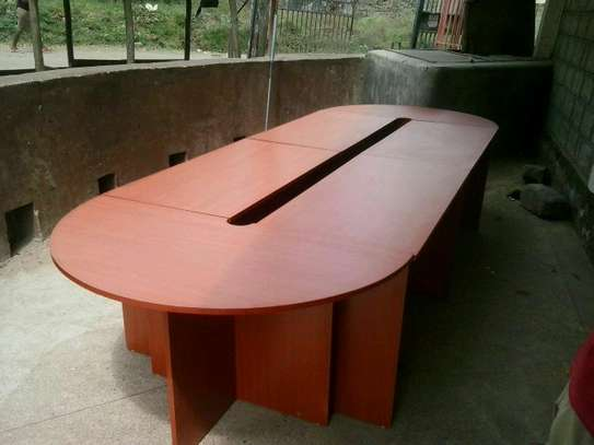 Executive office and home computer study tables image 14