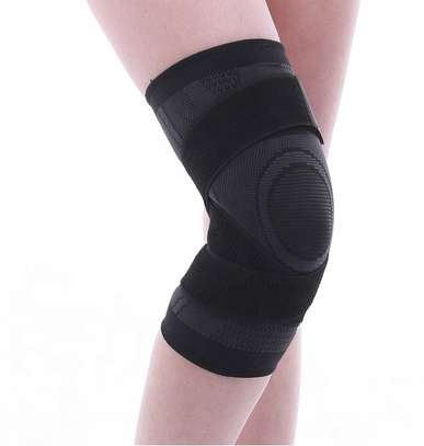 Pressure Knitting Knee Protector for Running and Fitness image 2