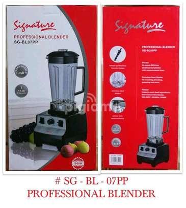 Signature SG-BLO7PP - Proffessional Commercial Blender image 1
