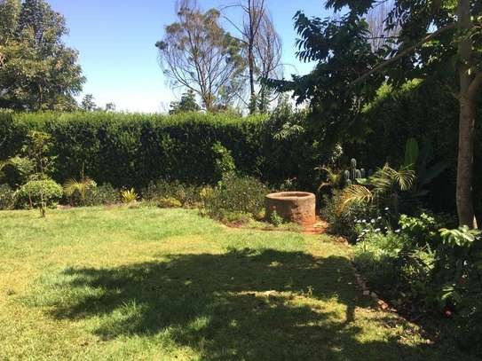 Furnished 4 bedroom house for rent in Runda image 6