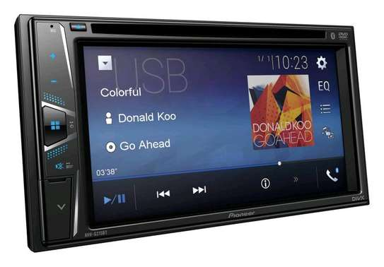 Pioneer AVH215BT brand new with warranty image 1