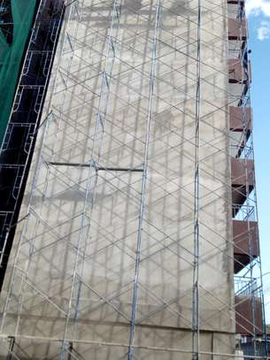 Scaffolding ladders for hire/leasing