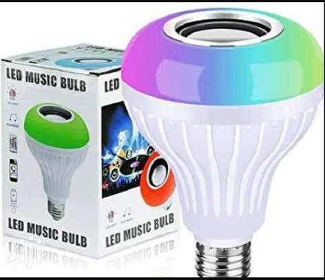 LED Music Bulb Smart image 1