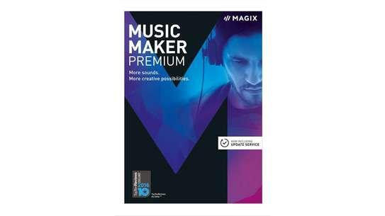 MAGIX Music Maker Premium image 1