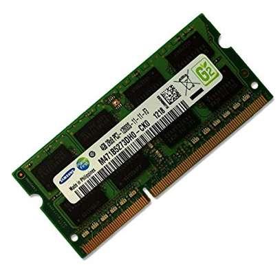 4GB DDR3 Laptop RAM image 1
