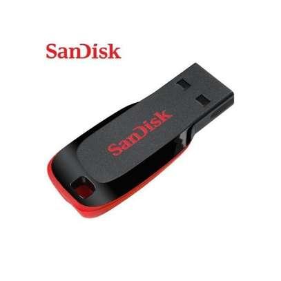 Sandisk CRUZER BLADE FLASK DISK-32GB image 1