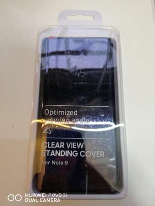Official Clear View Case with Sensor for Samsung Galaxy Note 9 image 4