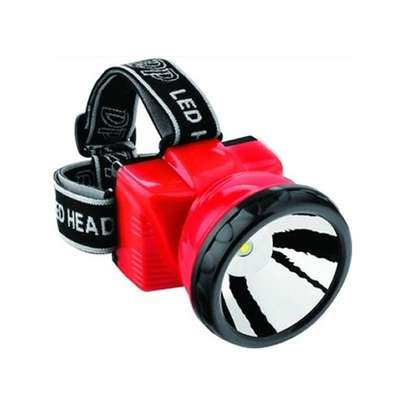 Rechargeable LED Headlamp Headlight torch Flashlight headlamps image 1