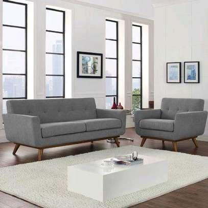 Three seater sofa+single seater sofa (four seater sofa) image 1