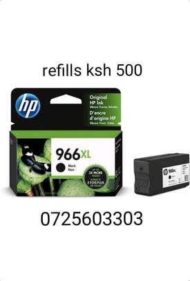 966XL High Yield Black Ink cartridge, 3JA04AN#140 image 9