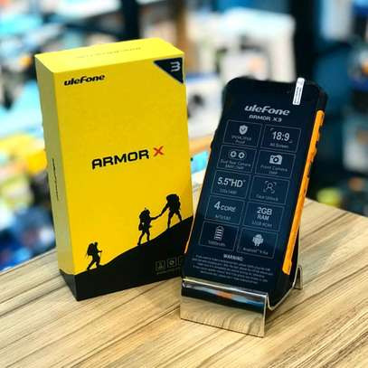 Ulefone Armor X3 brand new and sealed in a shop. image 1