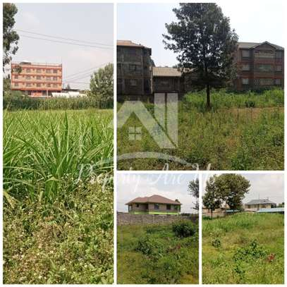 0.05 ha commercial land for sale in Kikuyu Town image 2
