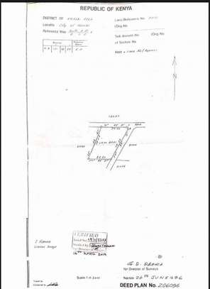 2.5 Acres Land For Sale In Loresho, Nairobi image 5