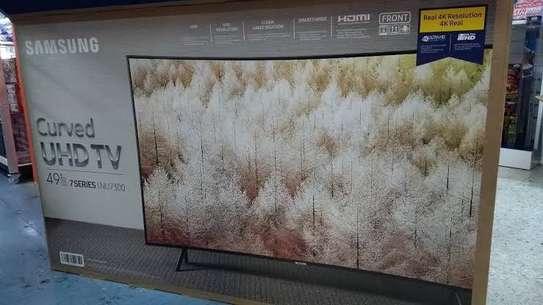 49 Samsung curved 4k uhd series 7 49RU7300 image 1