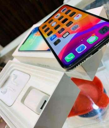 Apple Iphone X ➕ 256 Gb  ➕ Silver image 2