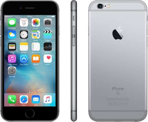 Iphone 6s Plus 64gb 2 years warranty,brand new,free glass cover image 1