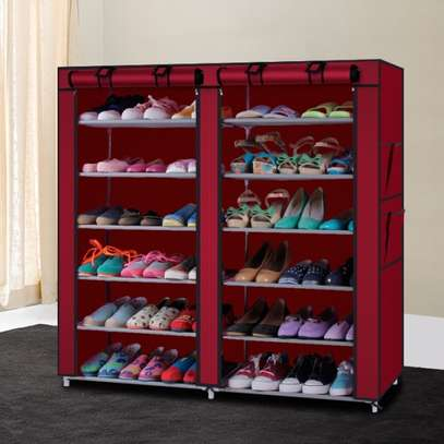 Strong Portable Shoerack