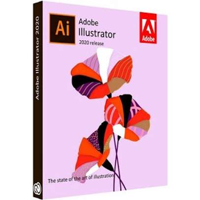 Adobe Illustrator CC 2020 image 1