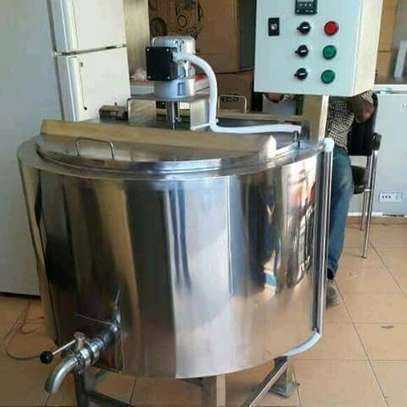 100L milk pasteurizer kenya and milk chiller