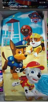 Cartoon Towels for Kids image 2
