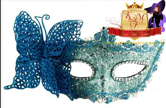 Masquerade Masks From UK.