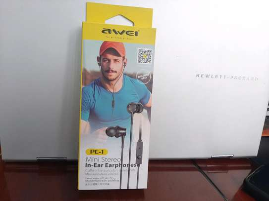 Awei PC-1 Earphones image 1