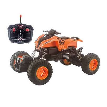 Children's remote control toy rock climber car image 6