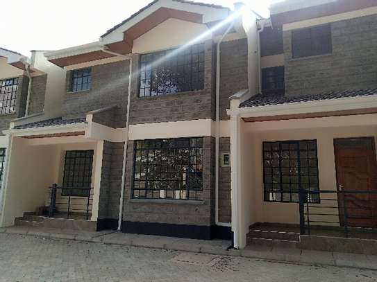 Newly built townhouse image 1