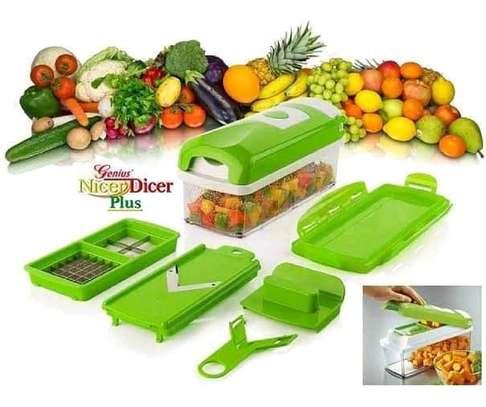 Nicer Dicer Vegetable Chopping set image 1