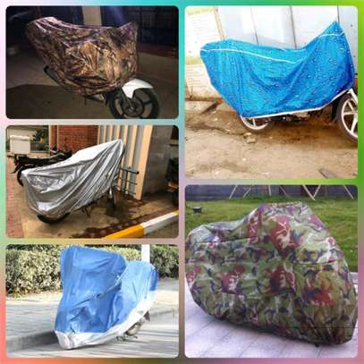 All Weather Waterproof Motorcycle Covers image 1