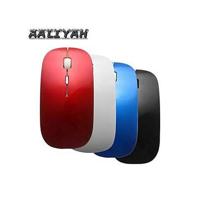 Rechargeable Mouse - 2.4G Optical Mouse Circular