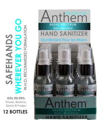 ANTHEM Broad spectrum Anti-Microbial Handrub Sanitizer. image 9