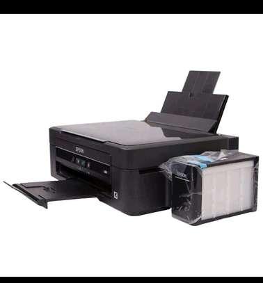 Best Epson l382 photocopier machine image 1