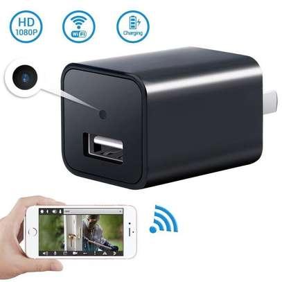1080P Mini Camera USB Phone Charger image 1