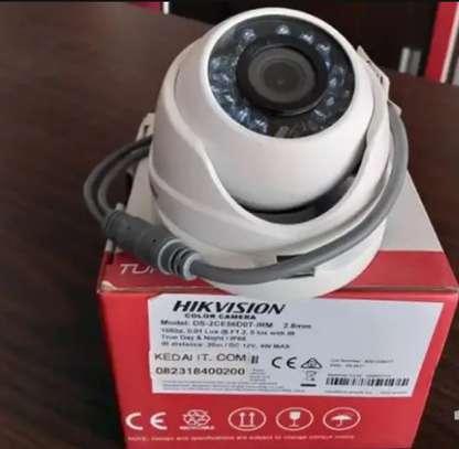 Hikvision Turbo HD Camera 1080P image 1