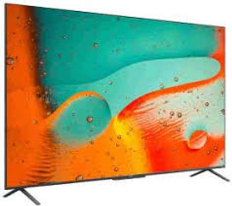 TCL 64 INCH NEW ANDROID SMART UHD-4K DIGITAL TVS 65P717 image 1