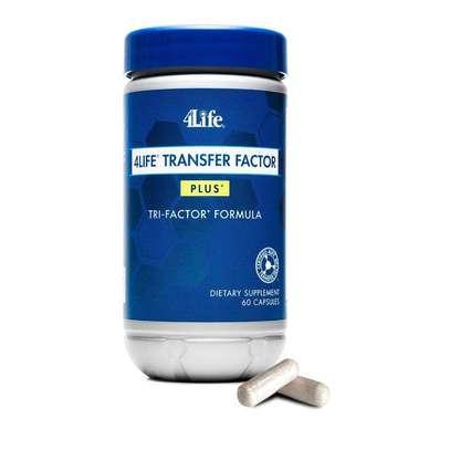 4Life® Transfer Factor Plus® Tri-Factor® Formula image 1