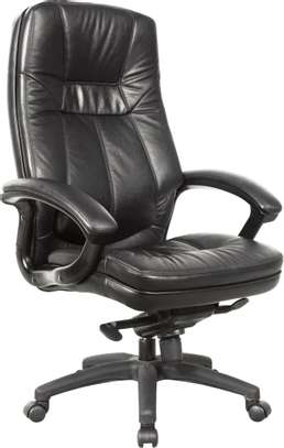 HIGH BACK OFFICE CHAIR image 1