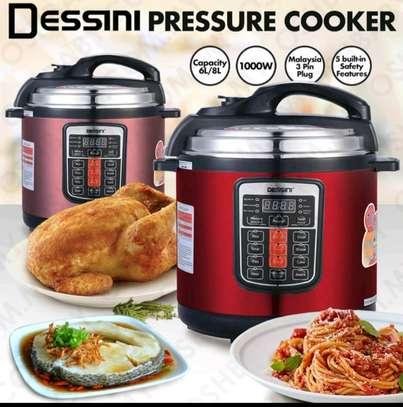 Dessini electric pressure cooker (6L) image 1