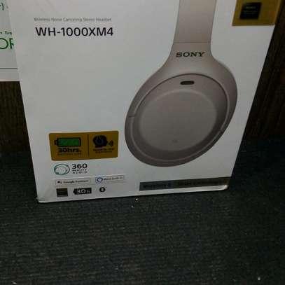 Sony WH-1000XM4. image 1