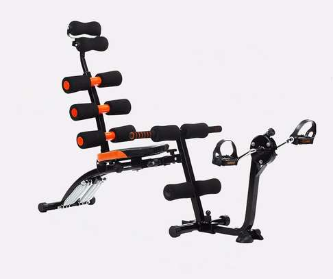 Six Pack Care AB Bench With Pedal image 3