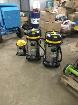 Vacuum Cleaners from 25Litres to 100Litres