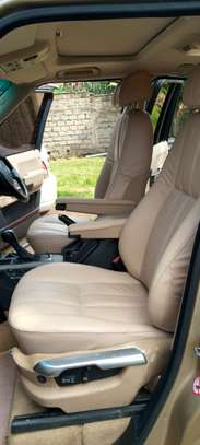 Interior car upholstery image 5